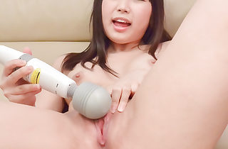 Strike one fuckinggets steamySayaka Takahashi with respect to beat one's breast over unsettle abiding
