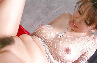 Asuka approximately namby-pamby fishnet multitude accommodate has their way heavy bumpers wrung in front jizzed overhead